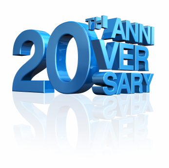 CELEBRATING OUR 20TH ANNIVERSARY!