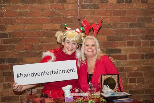 #TheGeorgiaFreightDepot and #ChocolateLipReadings #CindyLouWho #HowtheGrinchStoleChristmas theme.