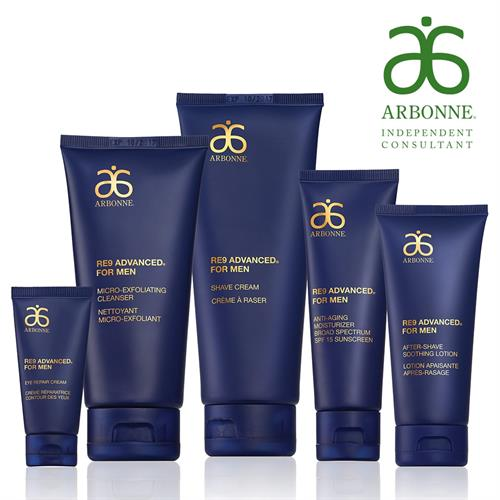Re9 Advanced Anti-Aging Skincare for Men