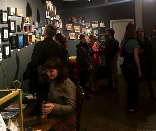 Art Walk every 2nd Thursday of the month