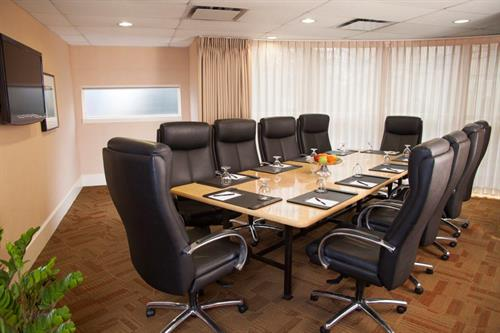 Boardroom for up to 10