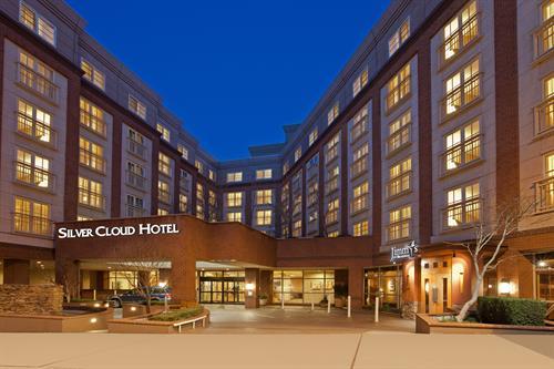 Silver Cloud Hotel Broadway