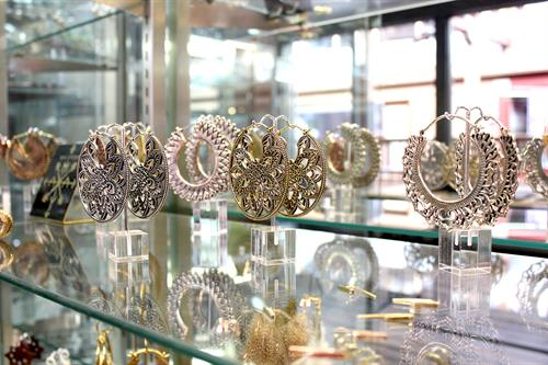 We have a huge selection of high quality body jewelry.