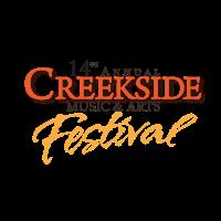 14th Annual Creekside Music & Arts Festival