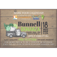2019 Bunnell Bonanza