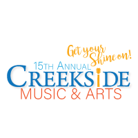 15th Annual Creekside Music & Arts Festival