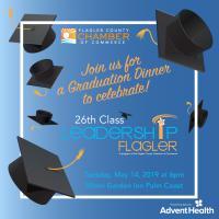Leadership Flagler Class 26 Graduation Dinner
