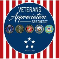 2019 Flagler Chamber Veterans Appreciation Breakfast