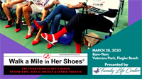 Family Life Center's Walk A Mile In Her Shoes® 2020