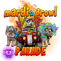The Mardi-Growl Parade