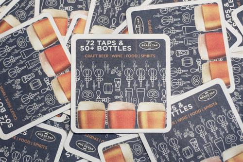 72 Taps. 50+ Bottles.