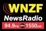 WNZF News Radio 1550 AM & 94.9 FM