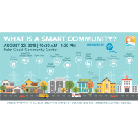 "Flagler Chamber to Host ""What is a Smart Community?"" Event"