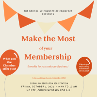 Make the Most of Your Chamber Membership