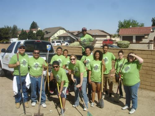 Apple Valley Clean the Roads Day