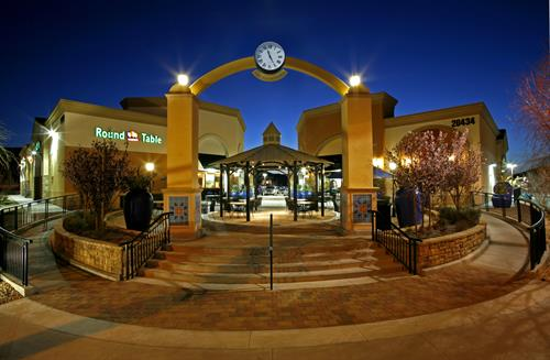 Apple Valley Commons - one of several vibrant shopping centers in Town