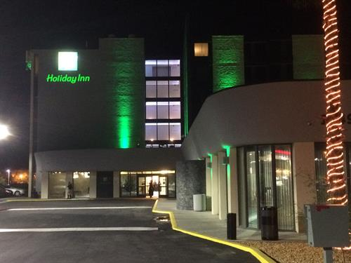 Holiday Inn Rebrand, Victorville CA.