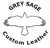 Tom Hoegerman - Grey Sage Custom Leather