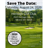 Hilliard Chamber Golf Outing - Golfer Registration