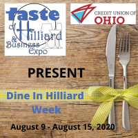 Dine In Hilliard Week 2020 - Restaurant Registration