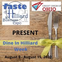 Dine In Hilliard Week 2020