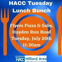 Chamber Lunch Bunch 7-20-21