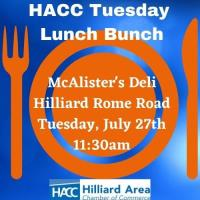 Chamber Lunch Bunch 7-27-21