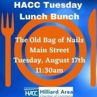 Chamber Lunch Bunch 8-17-21