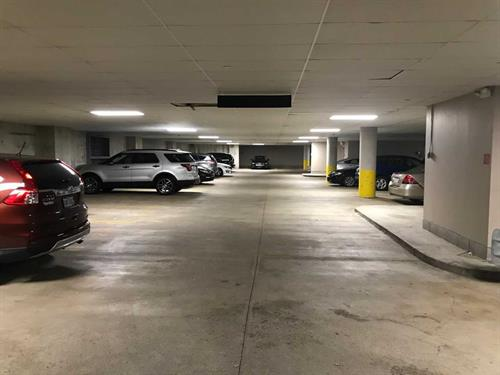 LED Garage Lighting