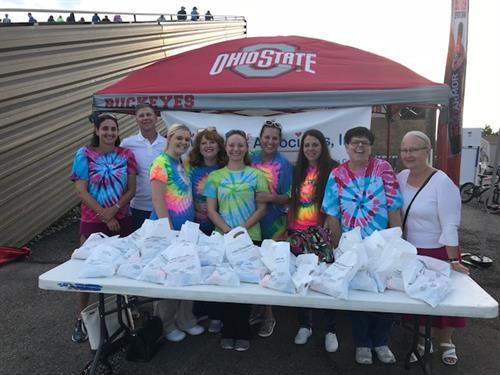 Supporting our community at a 5K Run