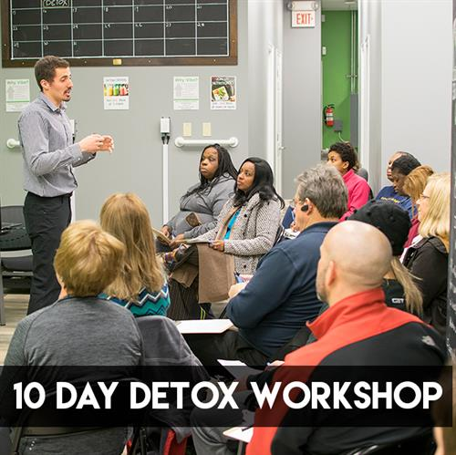 Every Month we Host Natural Health Workshops
