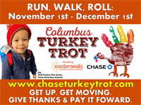 Chase Columbus Turkey Trot - The Original Thanksgiving Day Tradition in Columbus