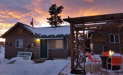 Smokey's Cabin #1