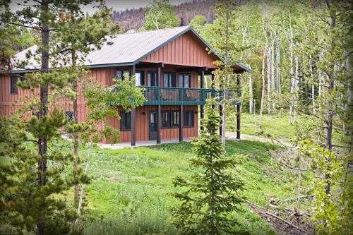 2-8 bedroom cabins onsite