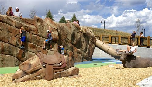 Spruce Saddle Adventure Zone