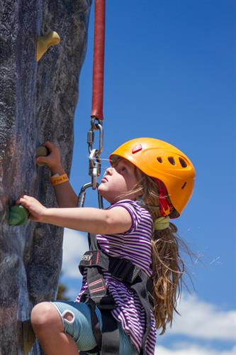 Indoor & outdoor climbing walls
