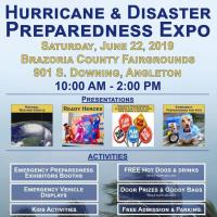 Hurricane and Disaster Preparedness xpo