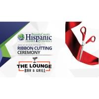 BCHCC Ribbon Cutting with The Lounge Bar & Grill