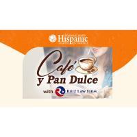 Café Y Pan Dulce con el Abogado Ruiz