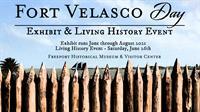 Fort Velasco Living History Event