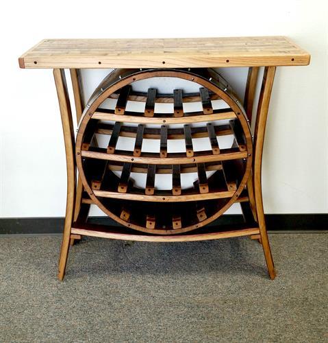 Lizzie Wine Rack