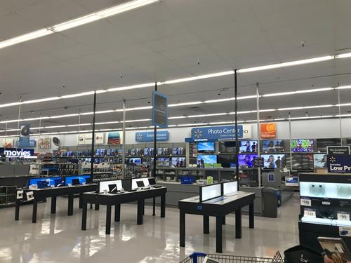 Walmart Lompoc tenant improvement