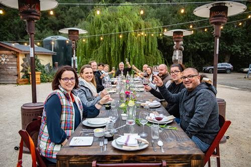 Farm-to-Table Winemaker Dinners & other fun farm events