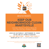 Impact60 - Keep Our Neighborhood Clean