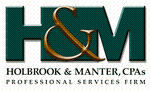 Holbrook & Manter CPAs , Inc.