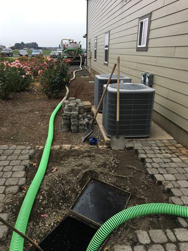 Septic job