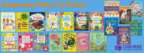 The top books for Elementary Students.  Learn more about these titles and purchase them at www.ReadTogetherEveryDay.com