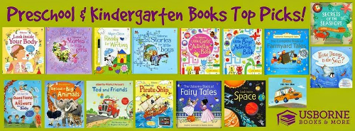 The top books for Preschool and Kindergarden children.  If you want more information of any of these titles or to purchase them go to www.ReadTogetherEveryDay.com