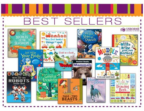 The Best sellers list!
