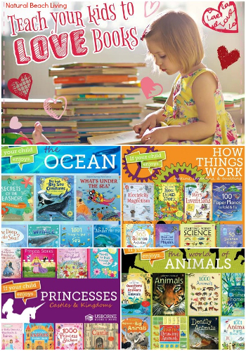 Teach your kids to LOVE books, by giving them our award winning interactive and educational books.